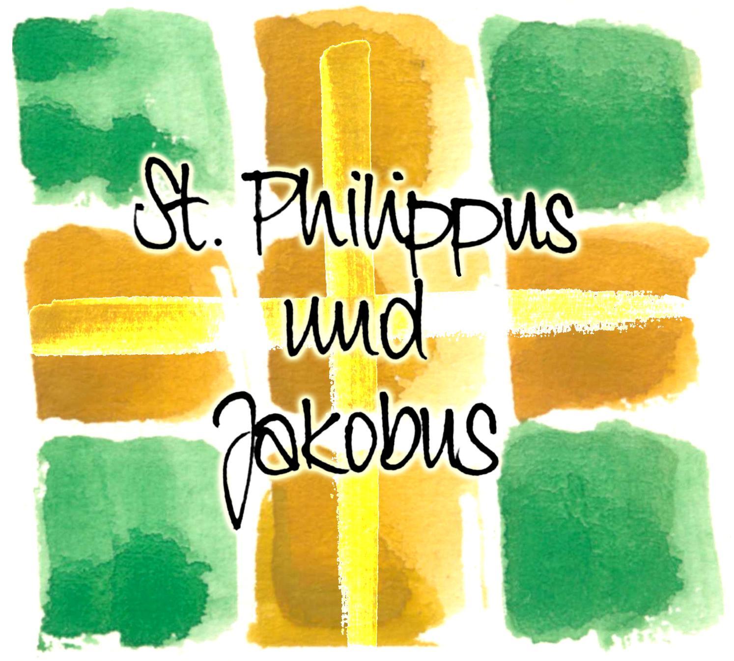 Logo Pfarrei St. Philippus und Jakobus