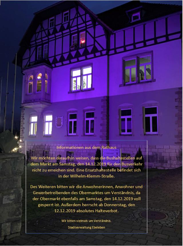Info Rathaus