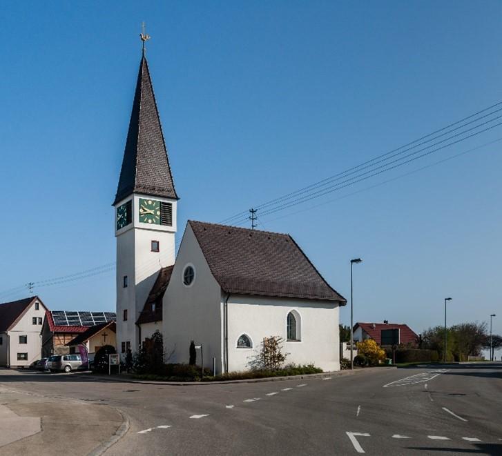 Kirche nerenstetten