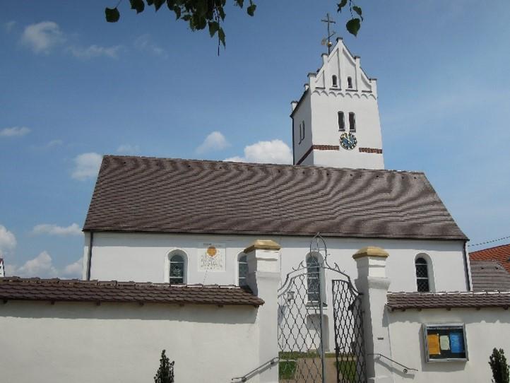 Kirche Setzingen