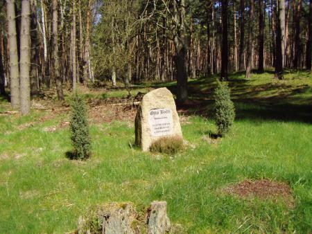 Gedenkstein Otto Boltz