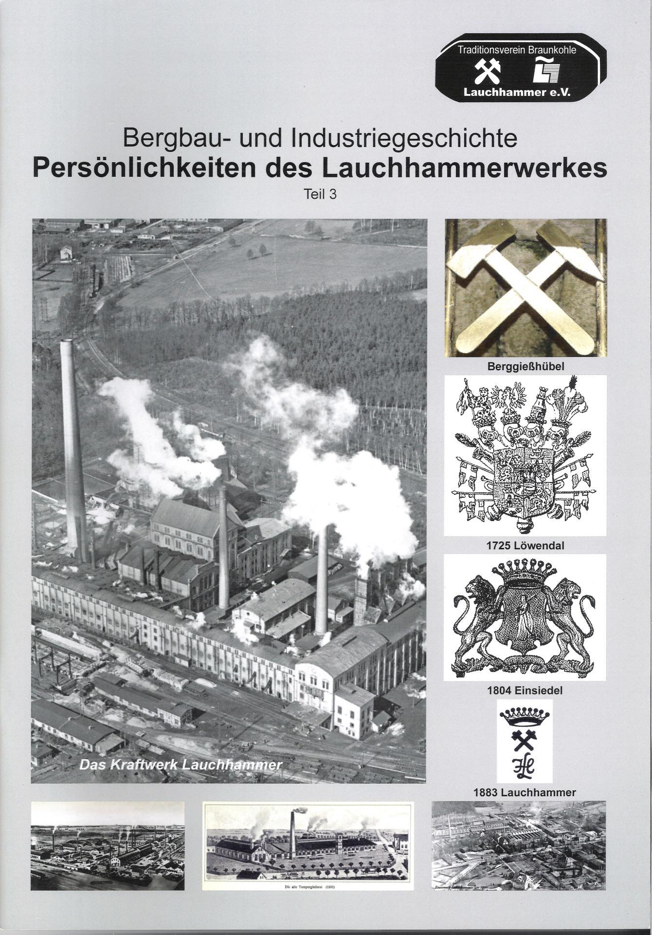 Persönlichkeiten des Lauchhammerwerkes