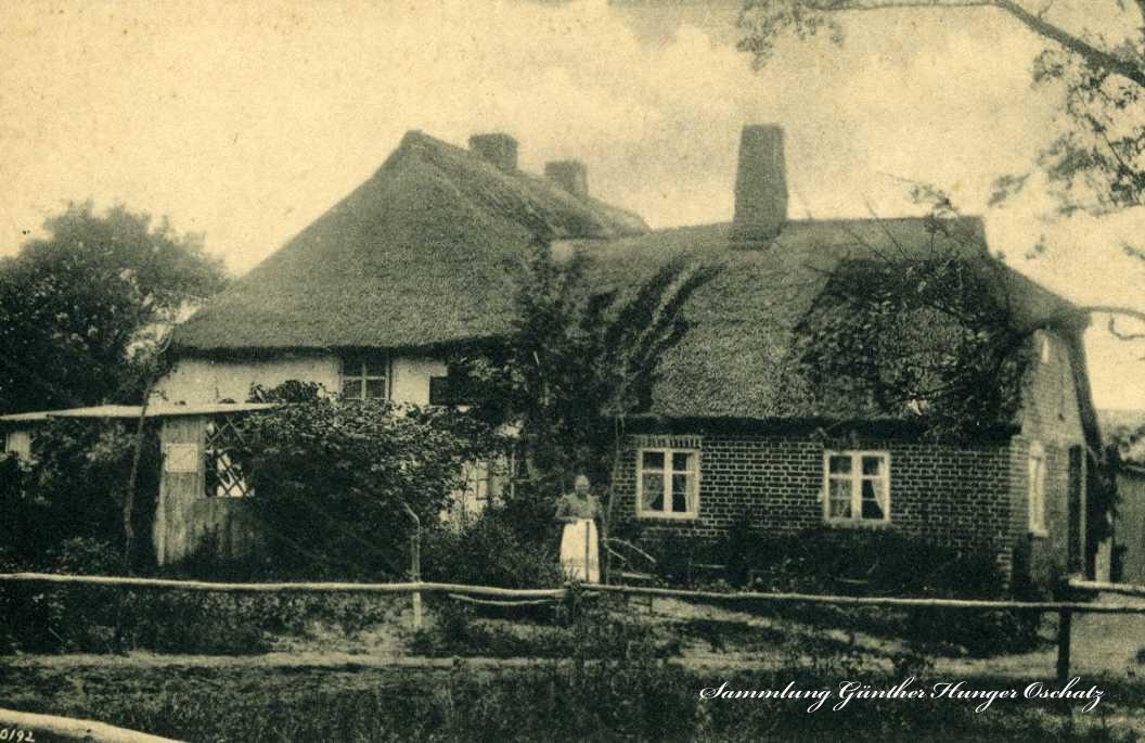 Baabe a. Rüg Alte Fischerhütte