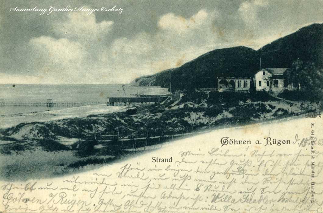 Göhren a. Rügen Strand