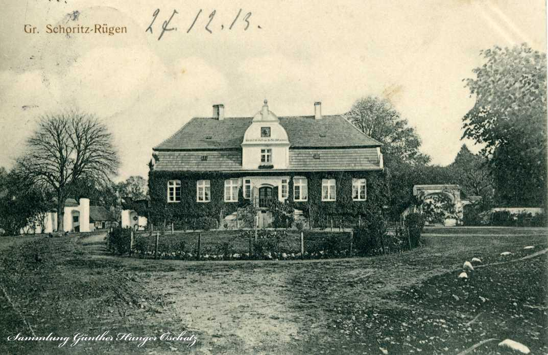 Groß Schoritz-Rügen,