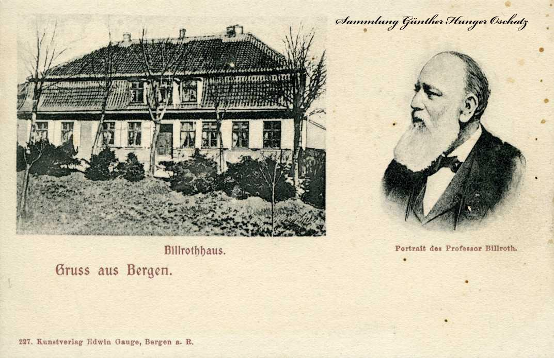 Gruss aus Bergen Billrothhaus