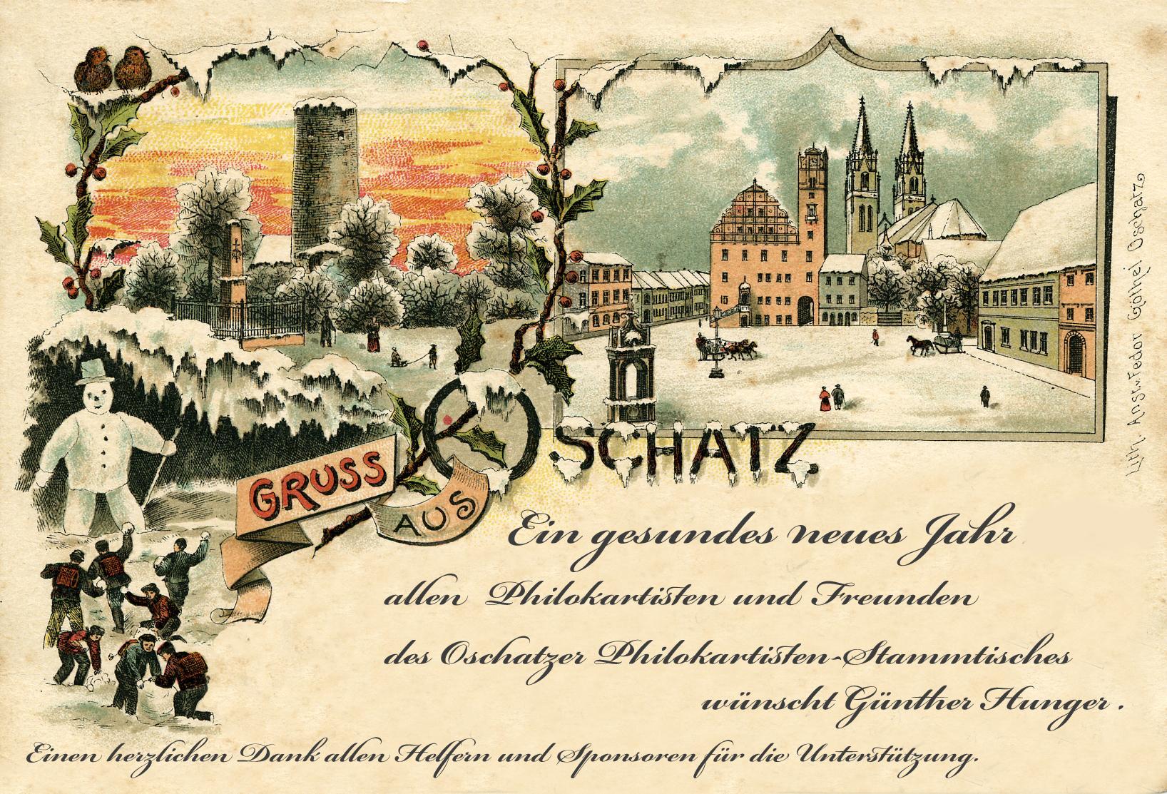 Gruss aus Oschatz