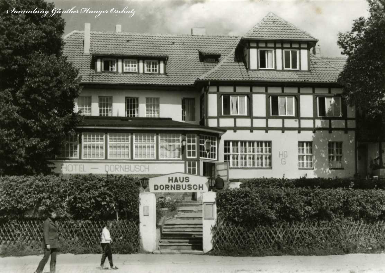 Kloster Hiddensee HO-Gaststätte Dornbusch