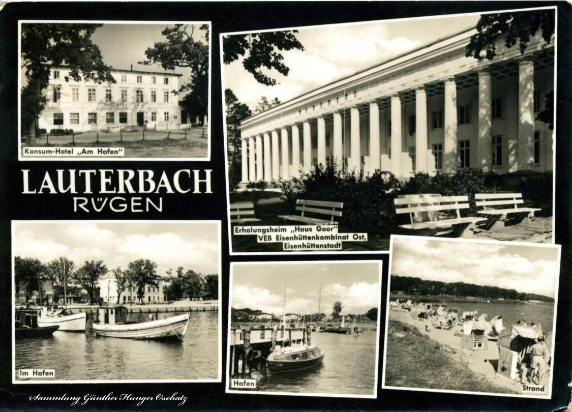 Lauterbach Rügen