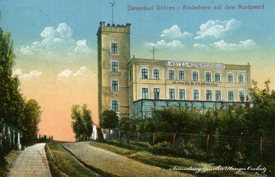 Ostseebad Göhren-Kinderheim Nordpeerd
