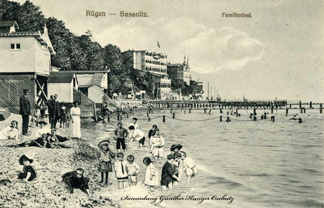 Rügen-Sassnitz Familienbad