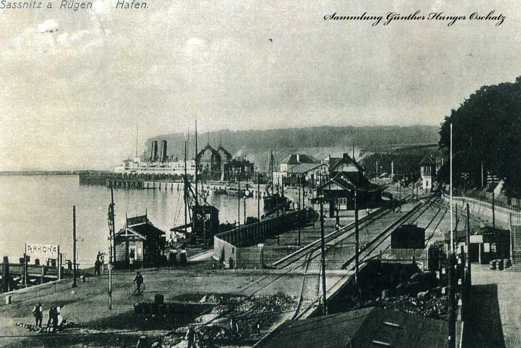 Sassnitz a. Rügen  Hafen