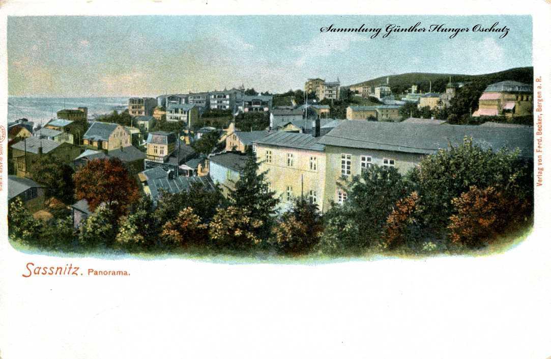 Sassnitz Panorama