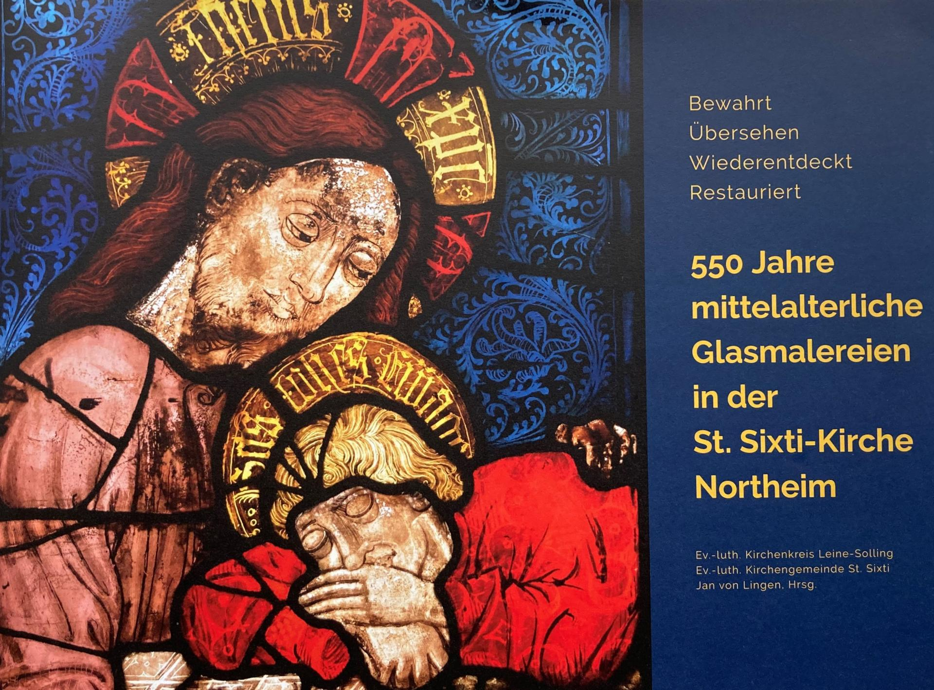 Die Broschüre (eine Auflage von 5000 Heften ist fast vergriffen) erklärt alles mit Bildern und wissenschaftlichen und theologischen Hintergründen