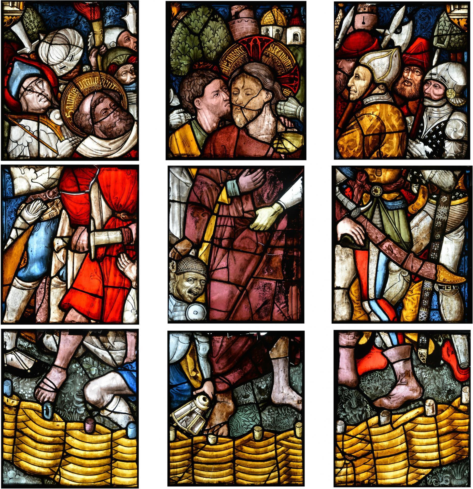 Die Gefangennahme Jesu  Foto: Nicole Sterzing