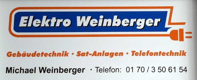Elektro Weinberger