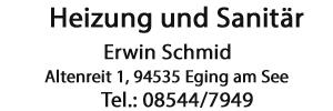 Heizung Schmid
