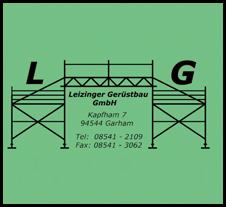 Leizinger Gerüstbau