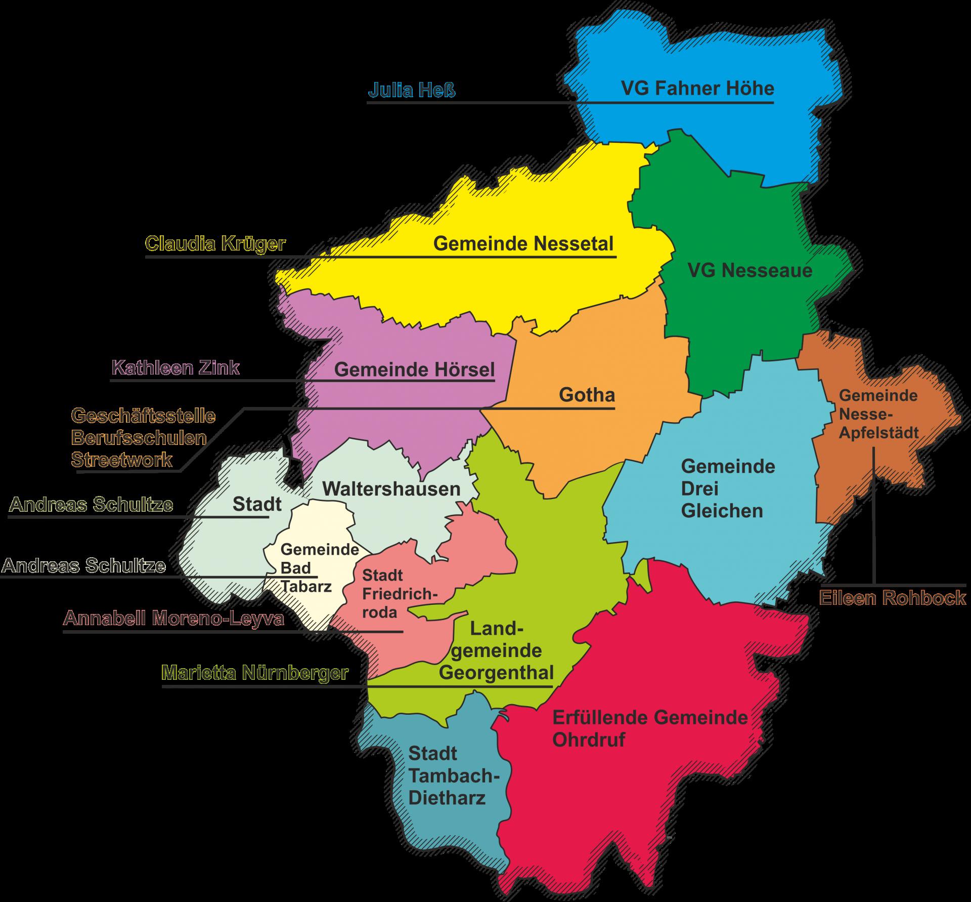 Aufteilung-Karte-Jugendsozialarbeit