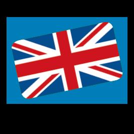 Fahne Englisch