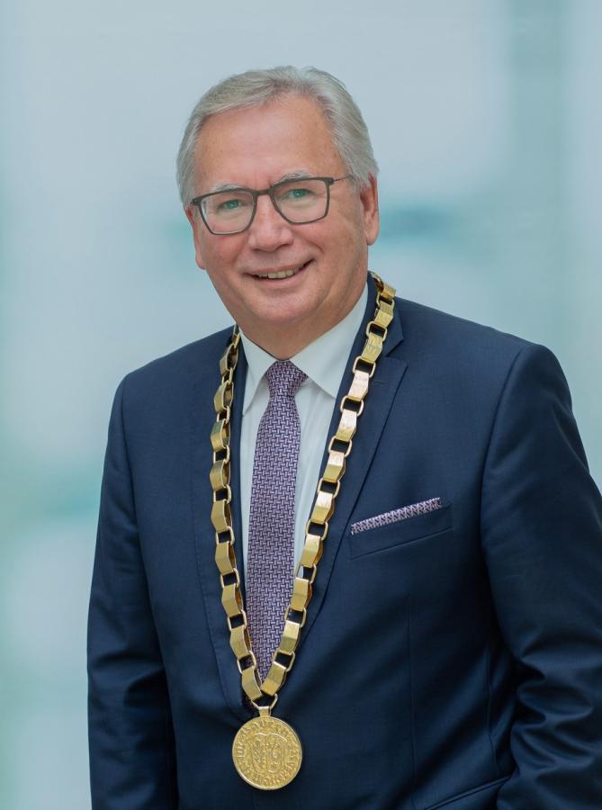 Bürgermeister Hirschbichler