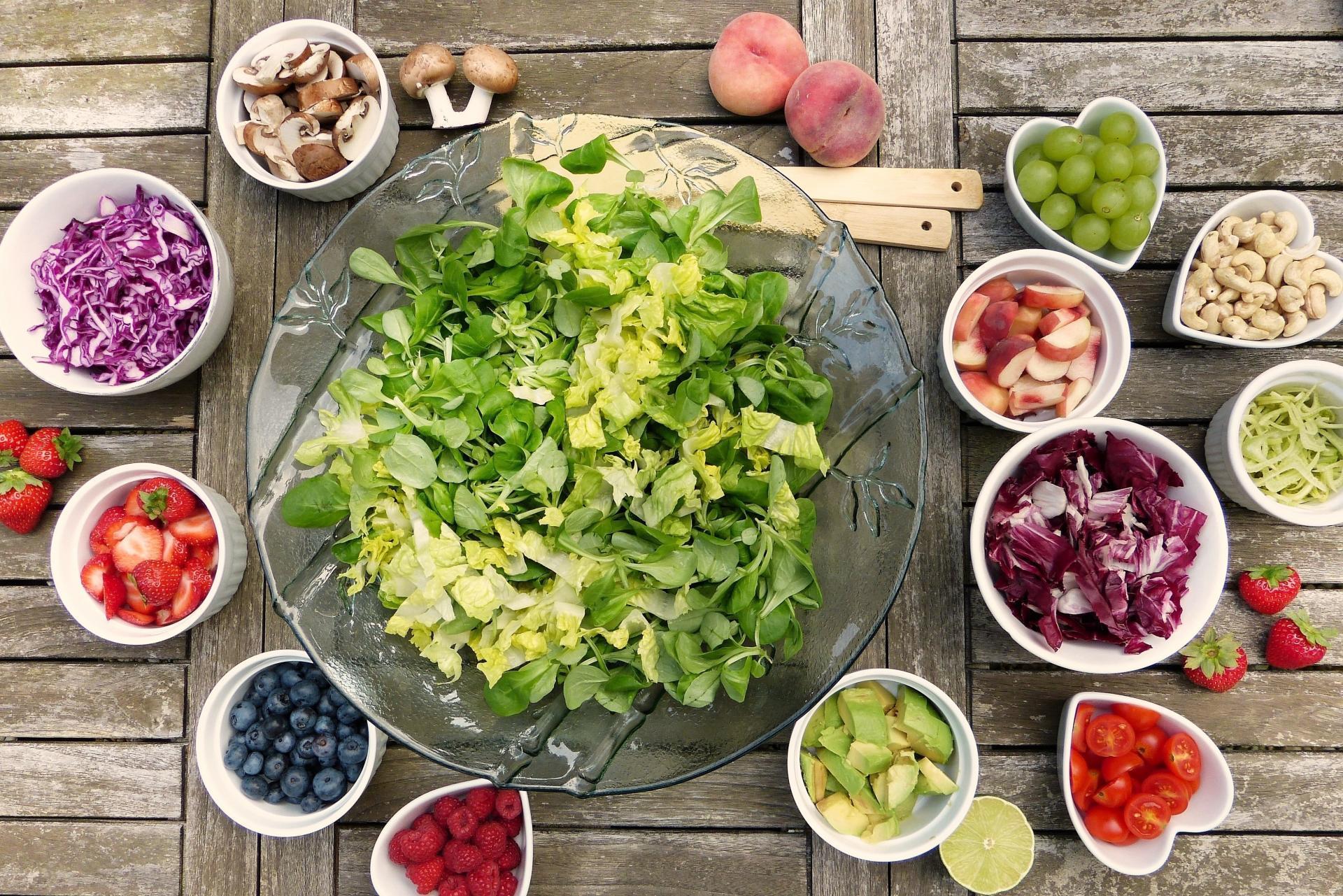 Salattisch