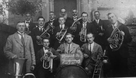 Musikverein Gunzenbach 1925