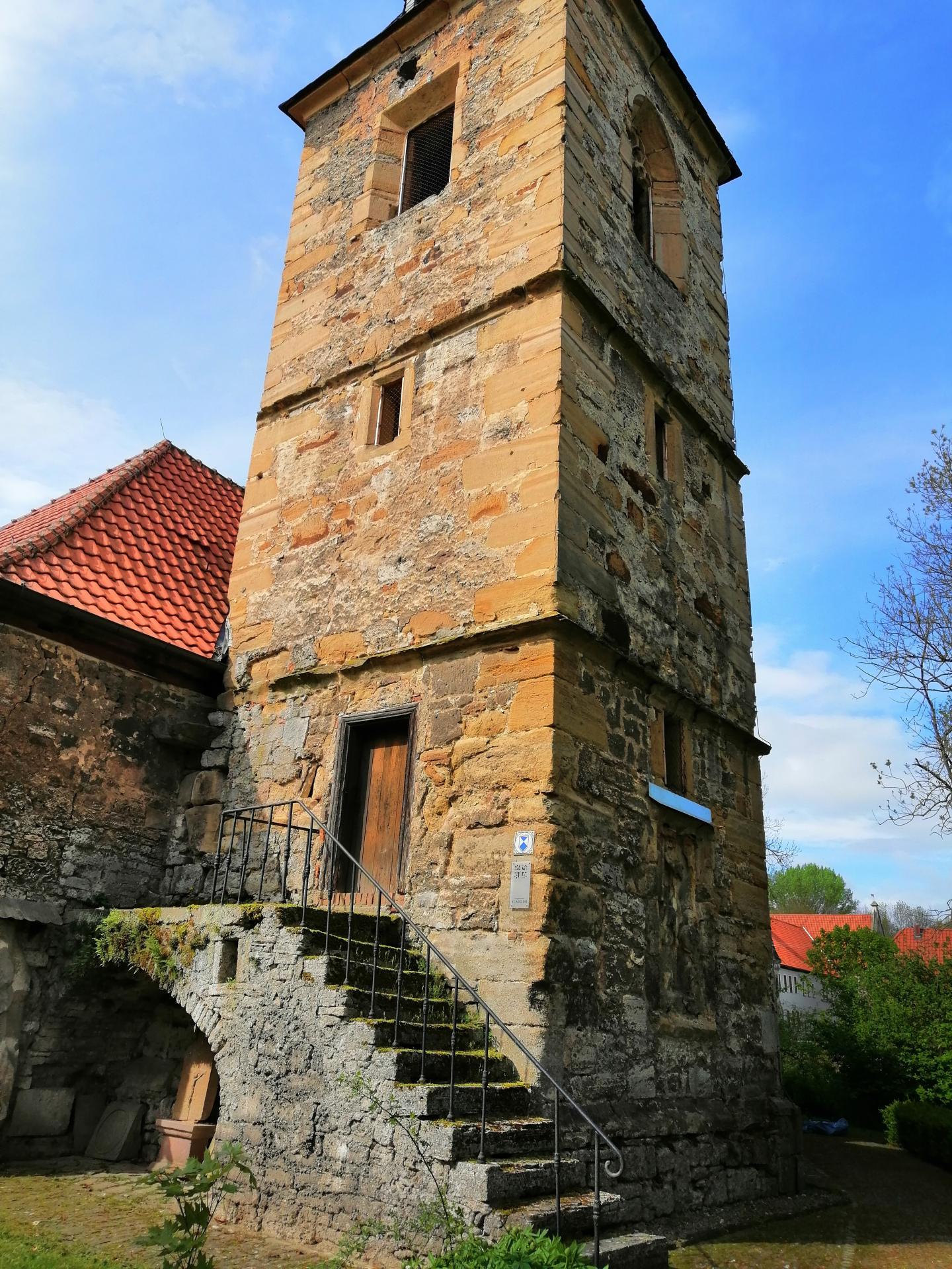 St. Ägidii - Kirche Kleinballhausen
