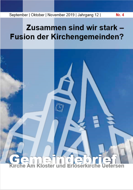 Gemeindebrief 0419