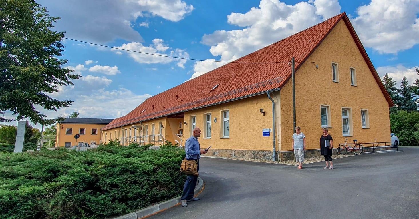 Ärztehaus Falkenhagen