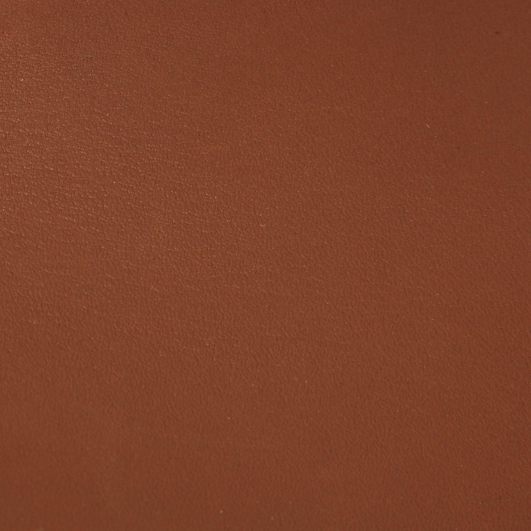 Leder Cognacfarben