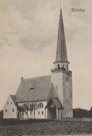 Kirche 1918