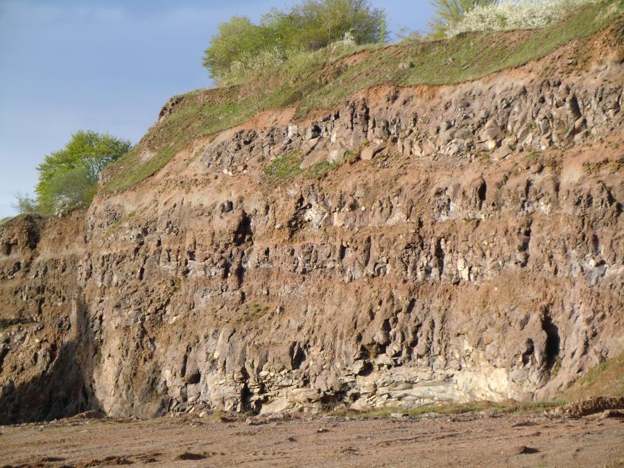 Steinbruch Gedern