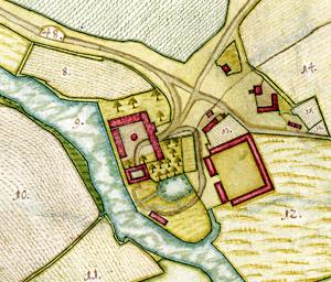 Bleesern 1723