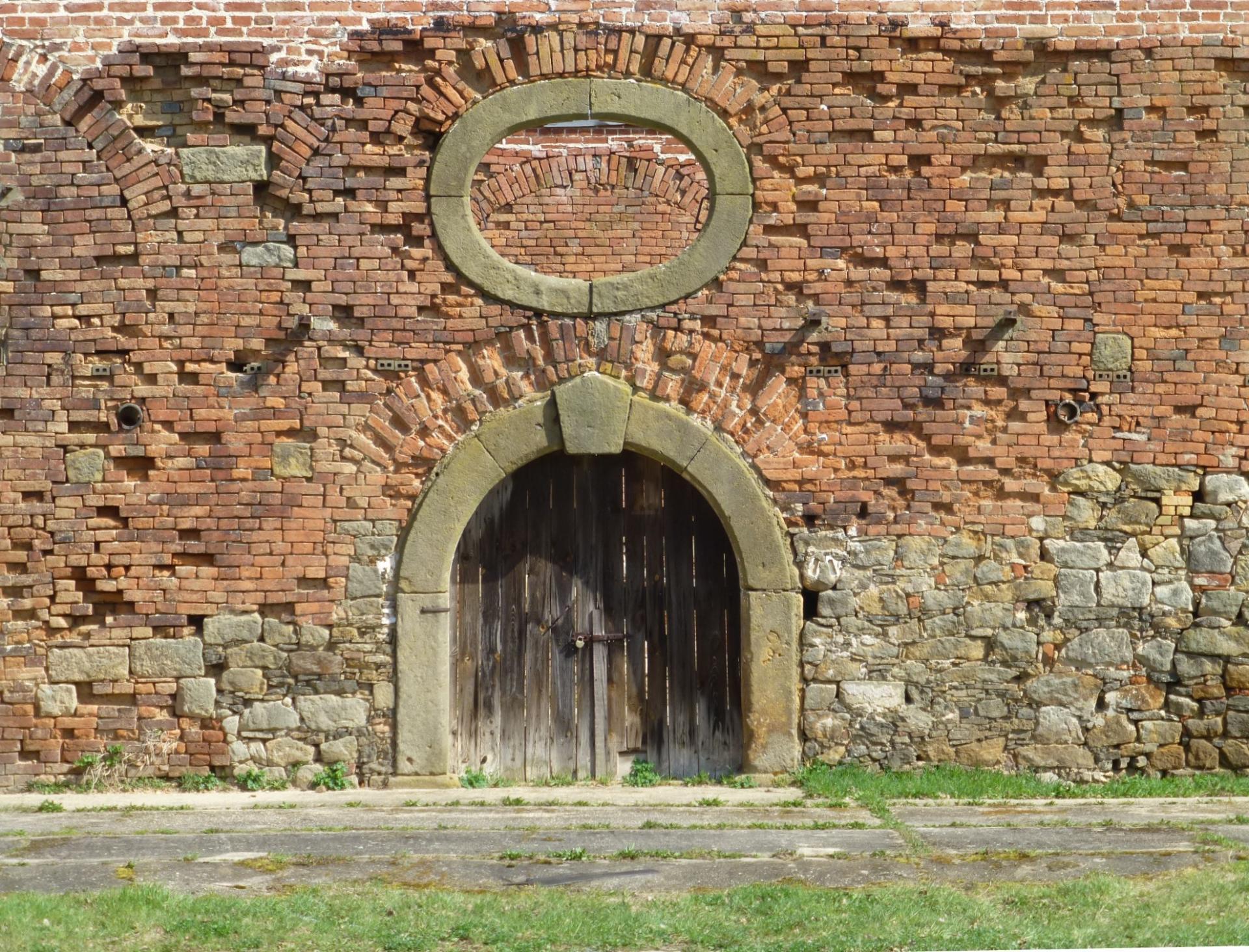 Ochsenauge und Portal