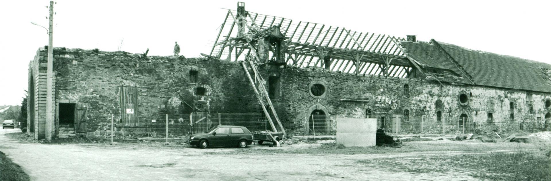 Zerstörung 2002