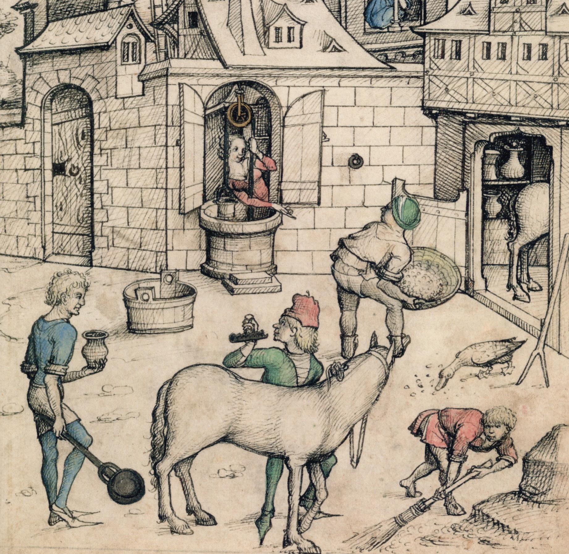 Hausbuch Wolfegg