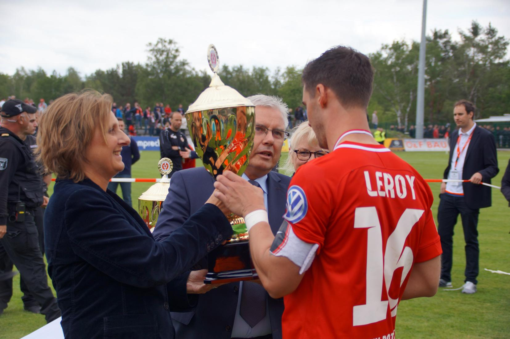 Landespokal 2018/19