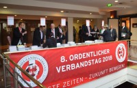 Anmeldung der Delegierten