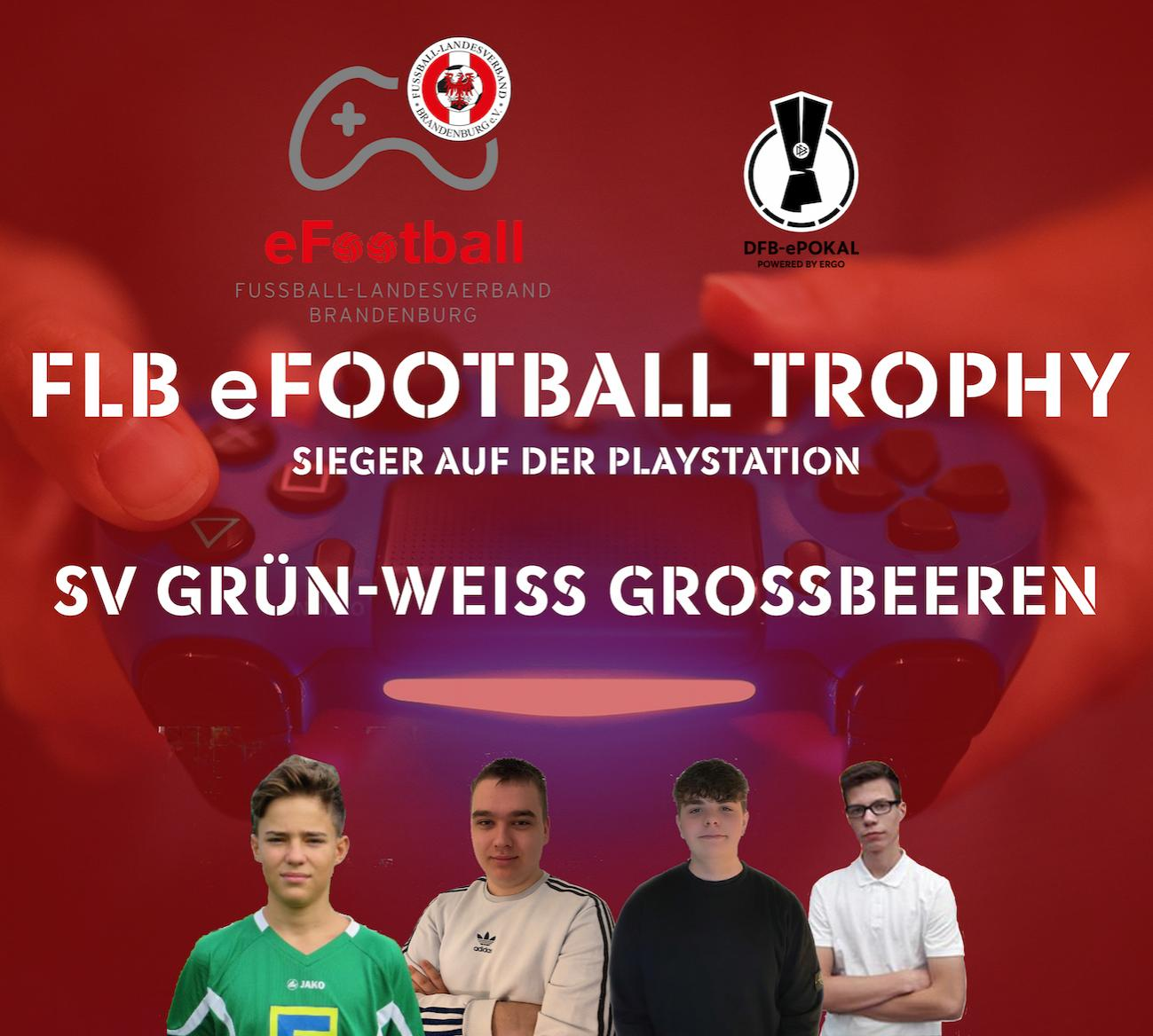 eFootball Sieger 2021 Playstation