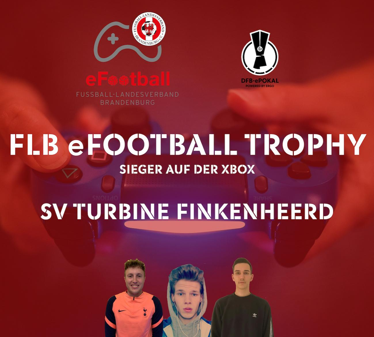 Sieger eFootball Tropf 2021 XBox