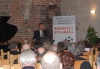 FLB-Präsident Siegfried Kirschen