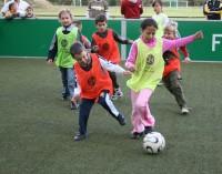Fußball ist Zukunft
