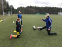 Individualtraining mit Torwarttrainerin