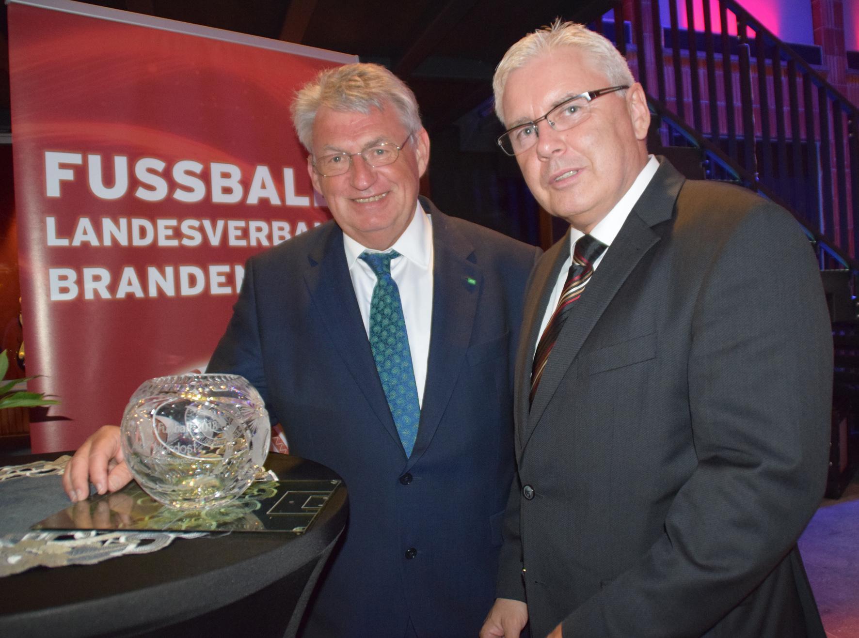 Kristall-Fußball-Auszeichnung in 2019