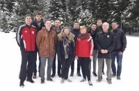 Schiedsrichter-Förderlehrgangs im Februar 2017