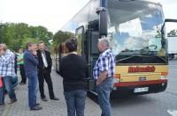 unterwegs mit Busfahrer Harry Skarzynski