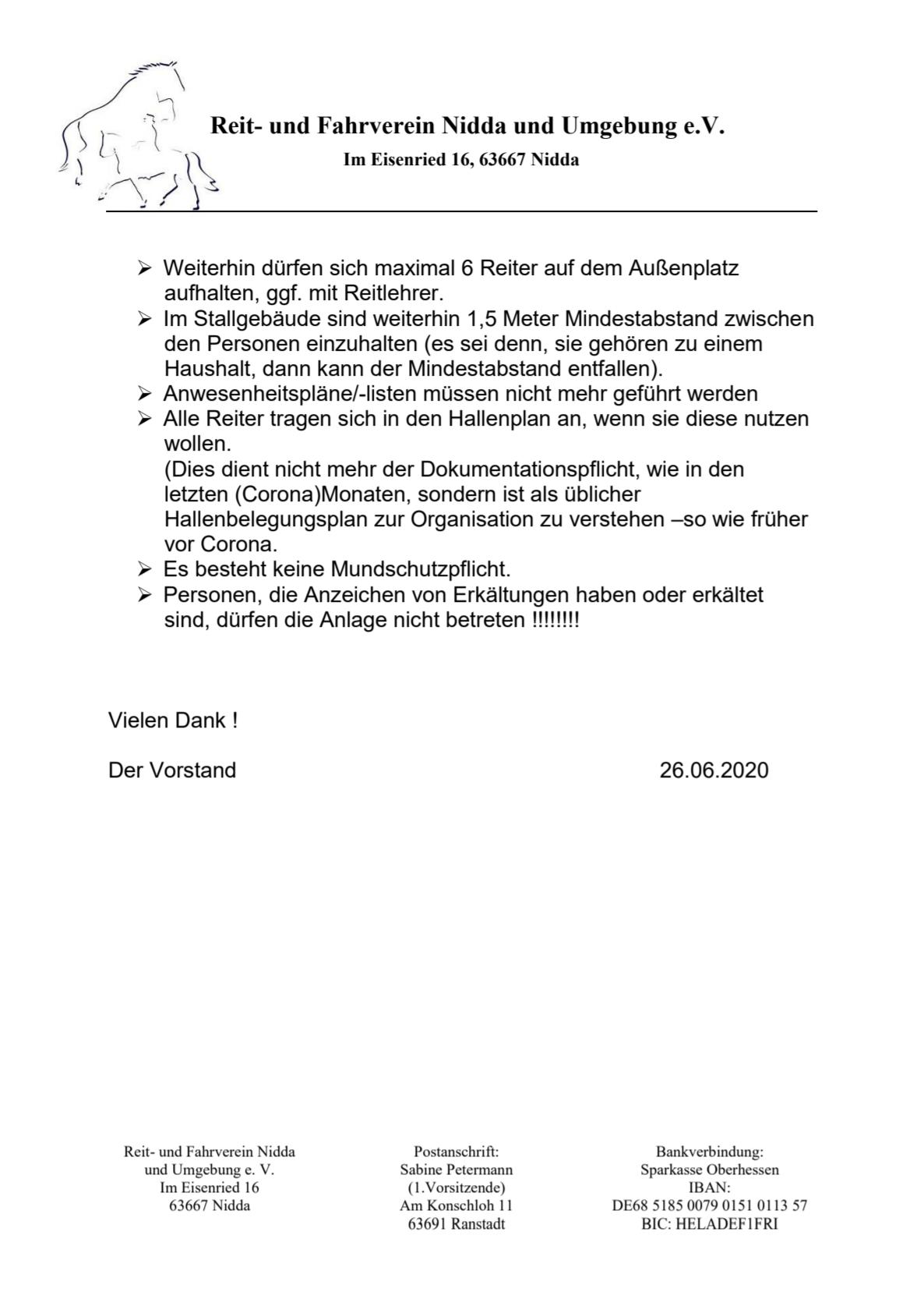 Lockerung 26.06.20 Seite 2