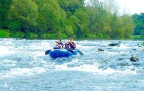Bootstour auf der Neiße ©Neiße-Tours