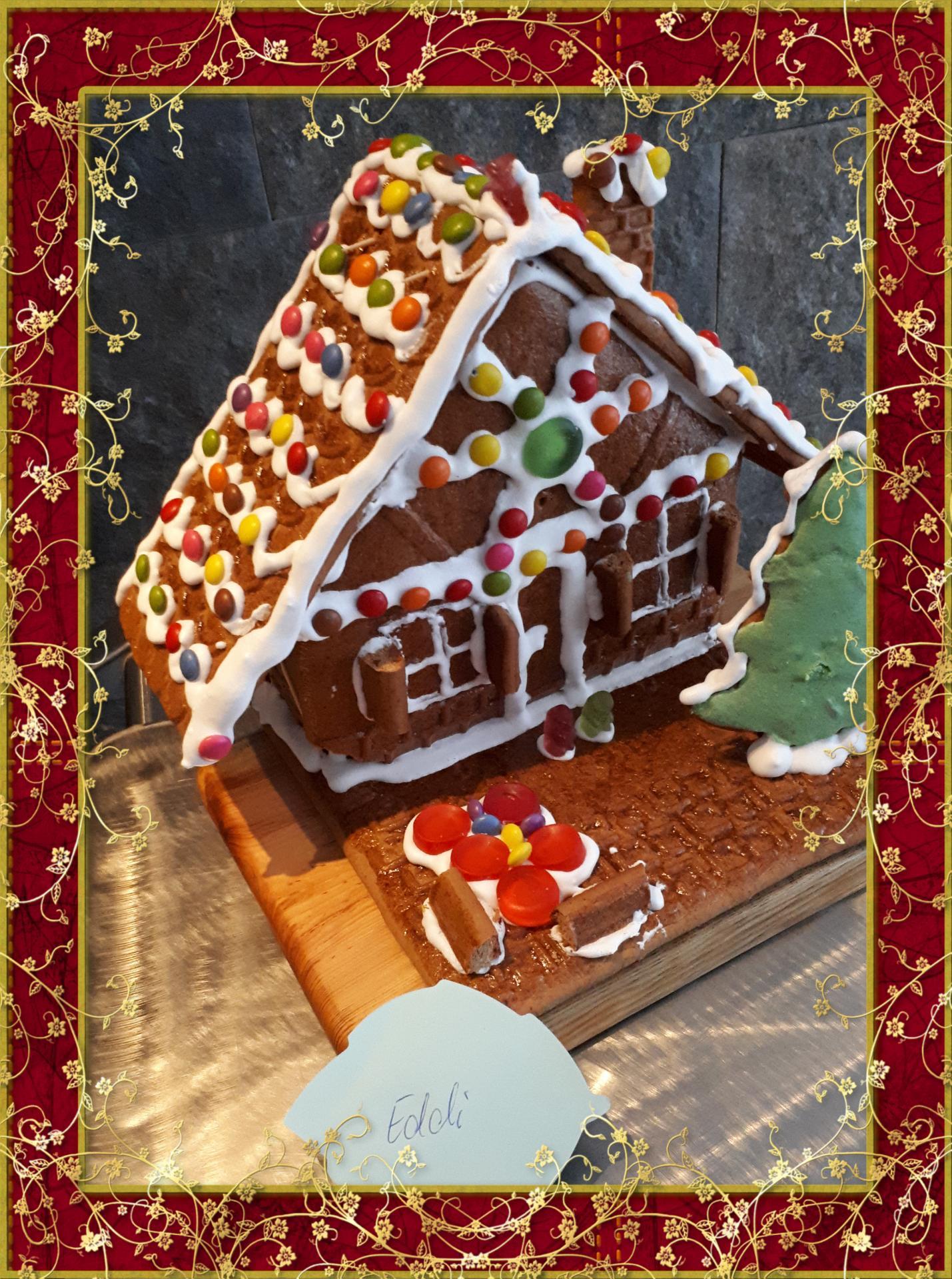 Lebkuchenhaus von Eddi